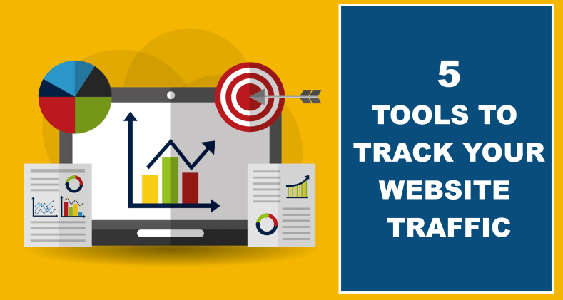 5 Tools To Track Your Website Traffic