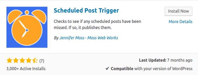 schedule-post-trigger