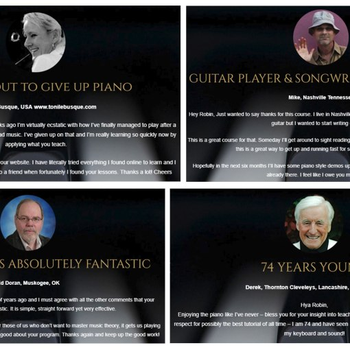Piano For All User Reviews