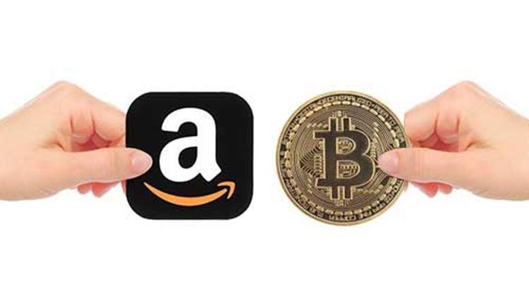 amazon and bitcoin