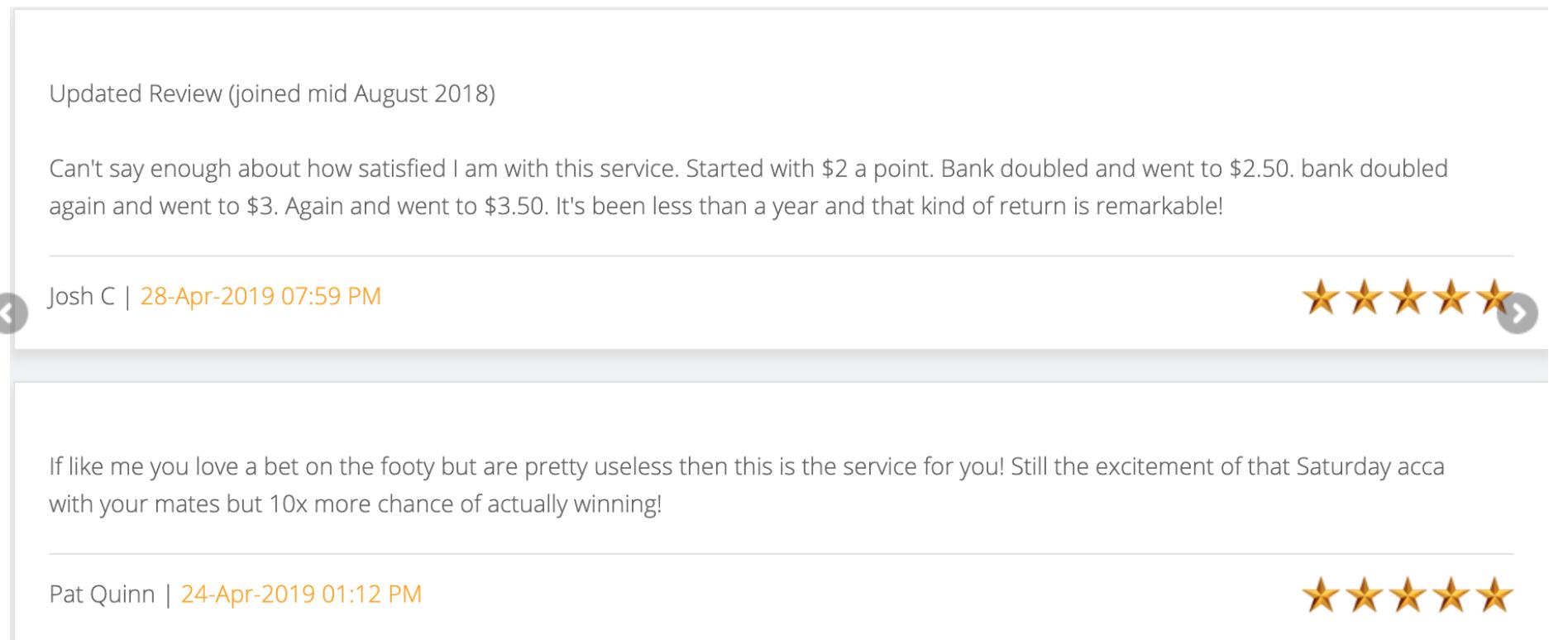 Treble Tips reviews