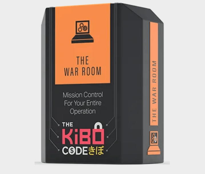 Kibo Code E-Commerce Platform Dashboard