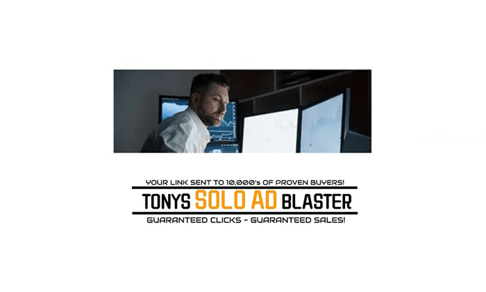Tonys Solo Ad Blaster review