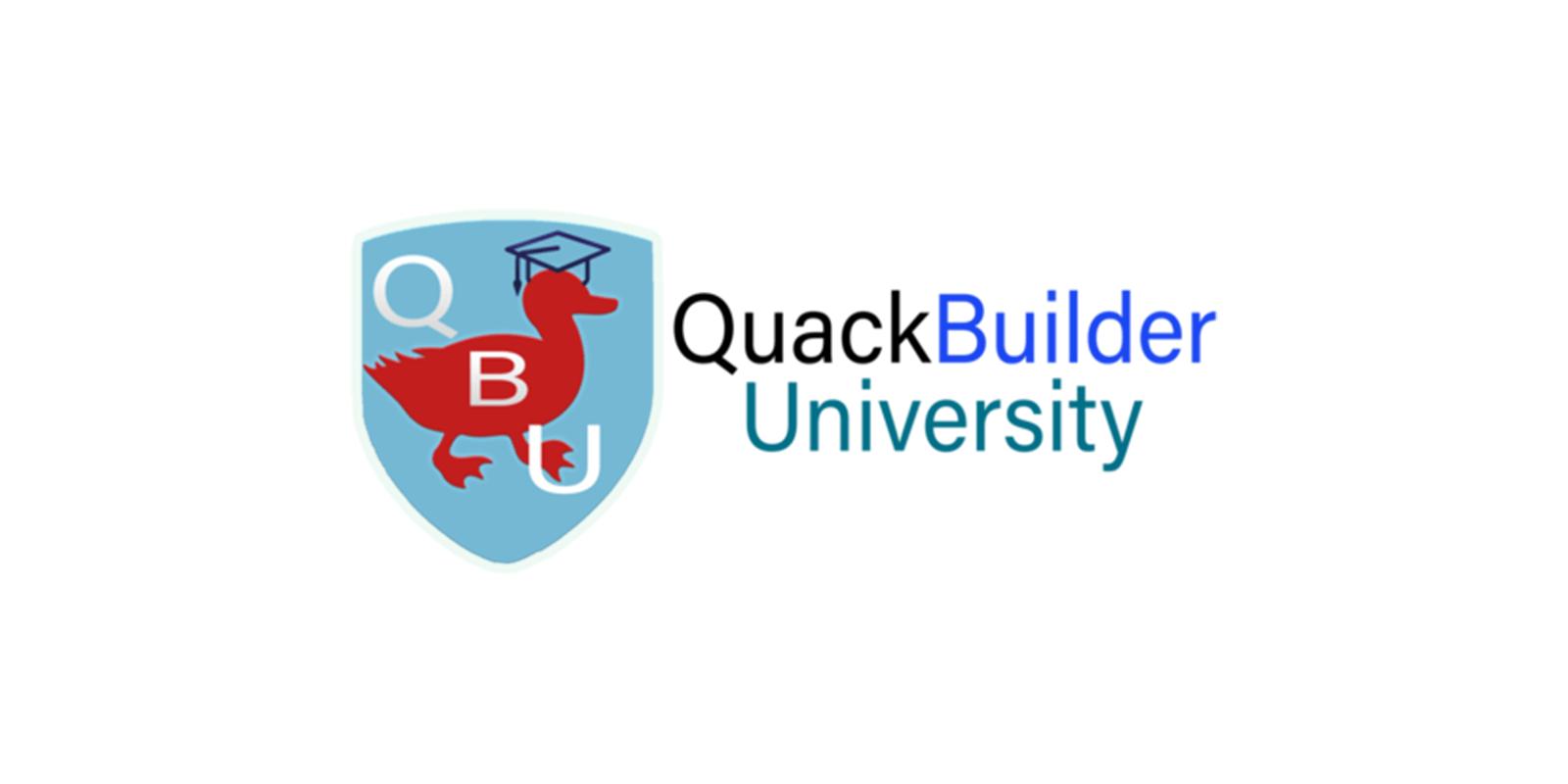 QuackBuilder University Review