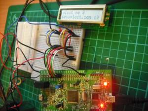 HD44780 LCD