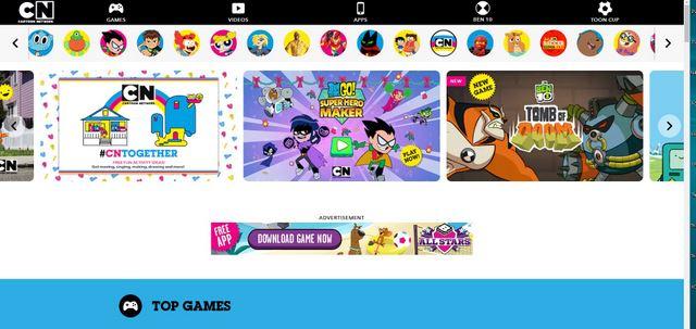Cartoon Movies HQ - watch cartoons online