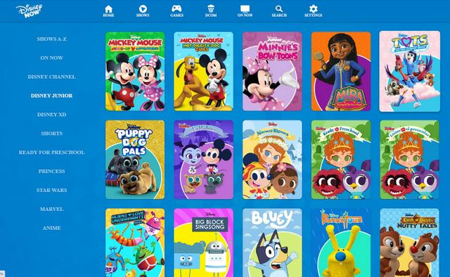 Disney Junior - watch cartoons online