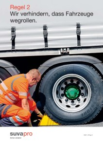 Sieben lebenswichtige Regeln für den Strassenverkehr