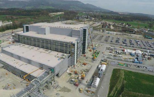 Neubau biopharmazeutische Produktionsanlage