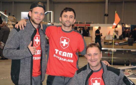 Dachdecker-WM Warschau 2016