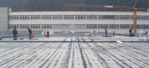 """Industriehalle ABB """"Jumbo"""" Baden"""