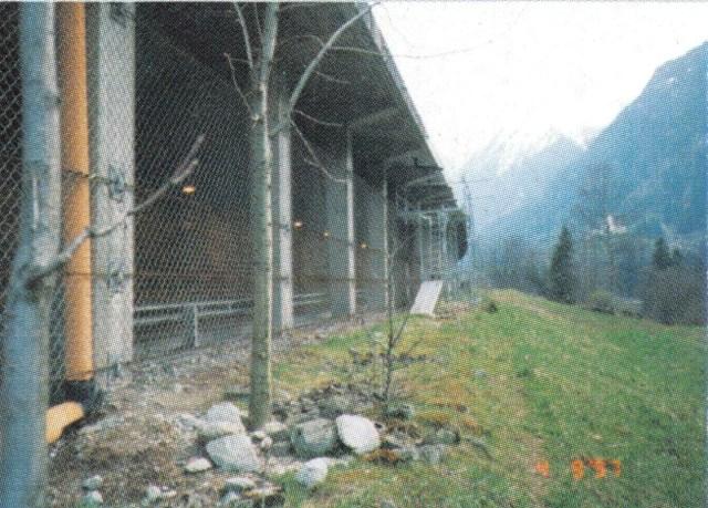 Grossbaustelle Pfaffensprung A2, Uri