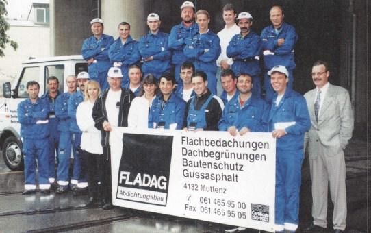 Fladag-Team