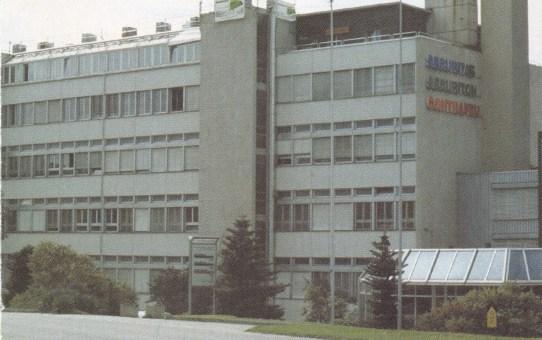 Flachdachsanierung Securitas Zollikofen