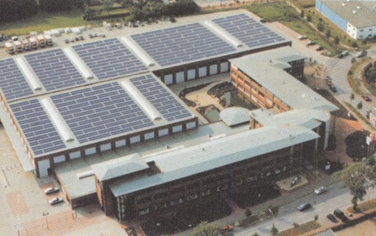 Innovation: Solar-Dach