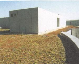 Das TECTON-Dach