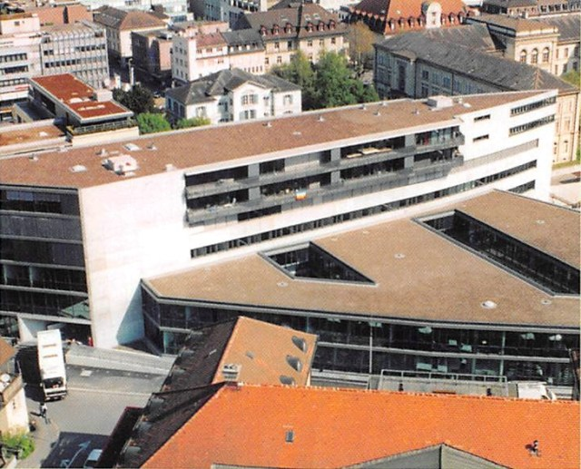 Aarau, Behmen II Süd