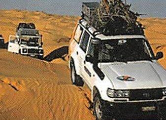 TECTON-Reise 2004