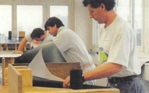 Schweisserausbildung 2004