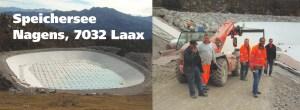 Speichersee Nagens, 7032 Laax