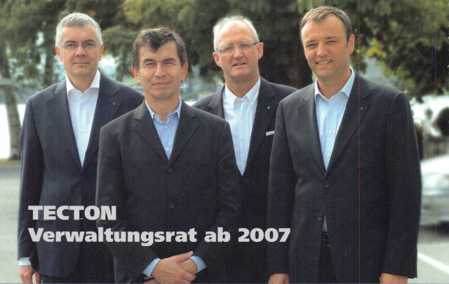 TECTON Verwaltungsrat ab 2007