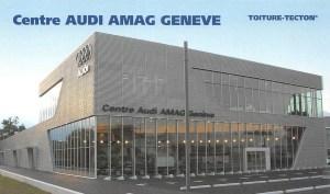 Audi AMAG Genéve