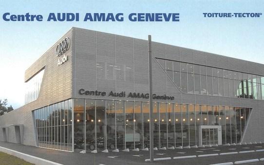 Centre Audi AMAG Genève