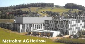 Metrohm AG, Herisau