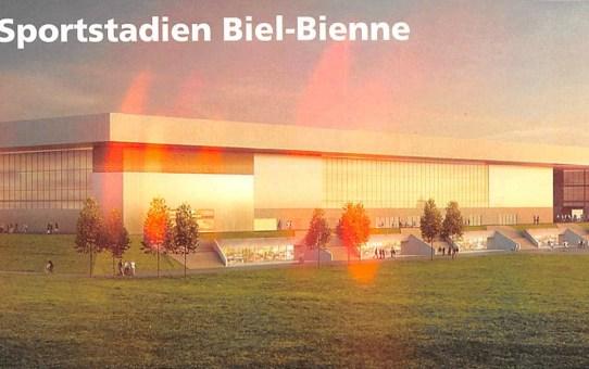 Neubau Sportstadien Biel/Bienne
