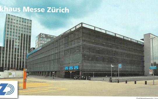 Parkhaus Messe Zürich