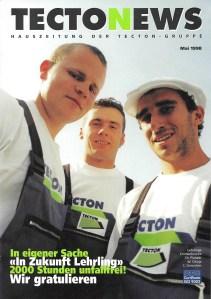 TECTONEWS 1998/05