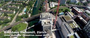 Zürich, Kornhaus Swissmill