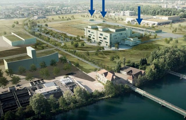 Luterbach, Biogen Next Generation Manufacturing