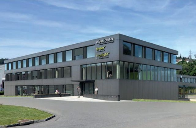 Niederwangen, Betriebserweiterung MB Microtec AG