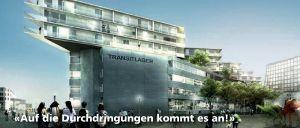 Münchenstein, Transitlager