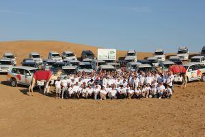 TECTON-Reise 2014 Oman und Dubai