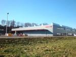 Burgdorf, Neubau Fabrikationshalle
