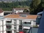 St. Gallen, Lehnstrasse 104, Terrassendächer (2017)