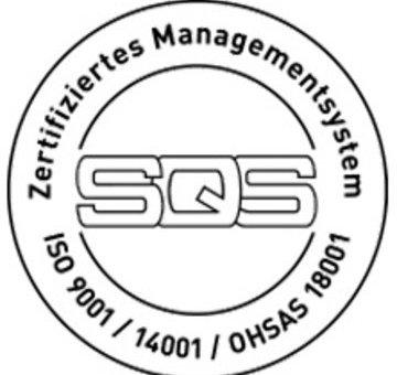 Aufrechterhaltungsaudit  ISO 9001, ISO 14001, OHSAS 18001