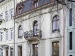Basel, Stadthaus Baujahr 1879 (2017)