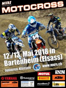Unterwegs mit TECTON-Power! Bartenheim 12.05.2018