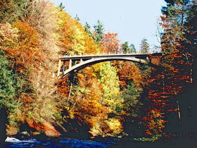 Sanierung Scherenbrücke Schindellegi
