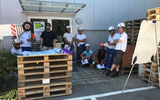 Sicherheitsparcours (SiPa) 2018 in Muri bei Bern