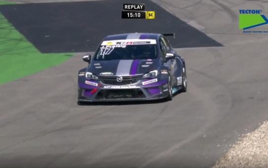 Benzin im Blut! Rennbericht vom ADAC TCR Germany auf dem Hockenheimring (D), das letzte Rennen der Saison