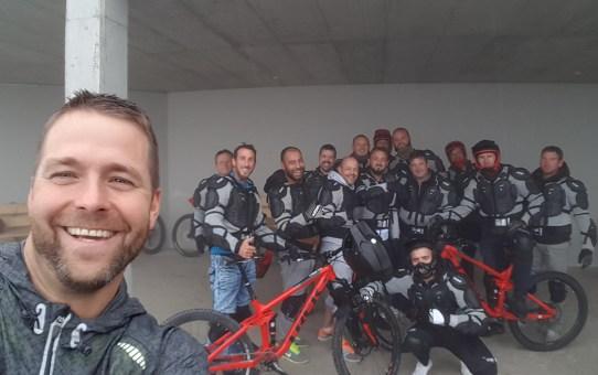 Bikerausflug der TECTON St. Gallen
