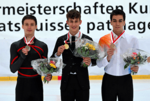 Lukas Britschgi Schweizer Meister 2018