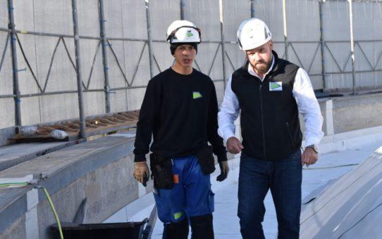 Menschen bei TECTON – Folge 09 Sanierung ist Erfahrungssache
