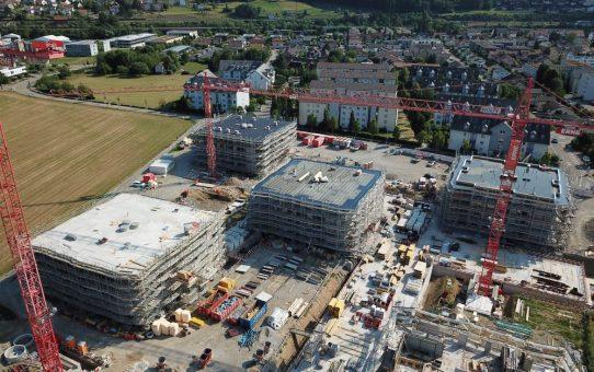 Neubauprojekt Neumatt-Stein