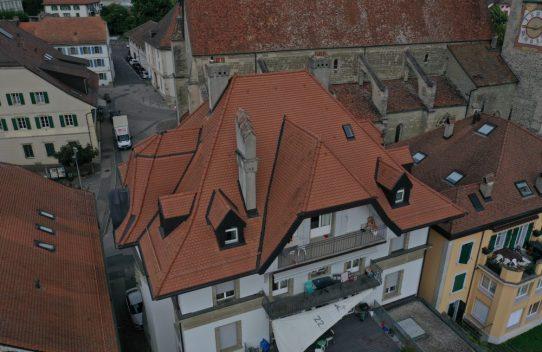 s'Drooni sur Moudon