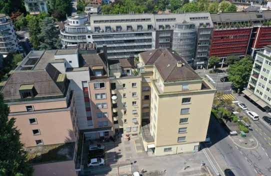 s'Drooni über Luzern